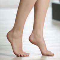 Spezial-Pflege für samtweiche Füße