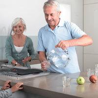 Wohnen im Alter - Im eigenen Haus alt werden. - Foto: ZVSHK/txn-p