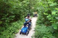 Der Nationalpark Gesäuse ist ab Juni 2013 teilweise sogar barrierefrei und somit auch für Rollstuhlfahrer erlebbar. - Foto: djd/Alpenregion Nationalpark Gesäuse