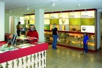 Das Bayerische Limes-Informationszentrum im Römermuseum ermöglicht eine spannende Zeitreise. - Foto: djd/Weißenburg in Bayern