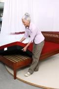 Guter Schlaf verringert den Schmerz
