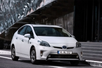 30 Versuchspersonen nahmen an dem Test mit einem Toyota Prius teil. - Foto: dmd/Toyota