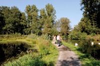 Der Niederrhein ist flach, hier lässt es sich auf Premium-Wegen gut wandern. - Foto: djd/Niederrhein Tourismus/Agentur Berns