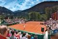 Urlaub mit Tennisstars