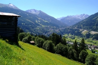 Direkt vor dem Hotel Europäischer Hof beginnt die wunderschöne Welt der Salzburger Alpen. - Foto: djd/Europäischer Hof
