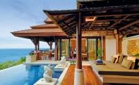 Foto: FIT Reisen - Pimalai Resort & Spa***** inmitten der Andamansee auf der thailändischen Insel Koh Lanta.