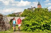 Seit 2012 führt der Lahnwanderweg von der Quelle bis zur Mündung und bietet Etappen für jeden Fitness-Level. - Foto: djd/Tourist-Information Wetzlar