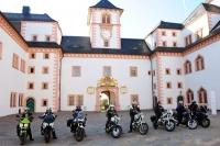 Schloss Augustusburg ist auch als Schloss der Biker bekannt. Es beherbergt die bedeutendste Motorradsammlung Europas. - Foto: djd/Augustusburg/Scharfenstein/Lichtenwalde gGmbH