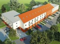 Neue Seniorenresidenz im Neubaugebiet Flachskamp in Groß Schwülper