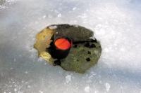 Sogenannte Oxydatoren sorgen auch im Winter unter der Eisdecke für ausreichend Sauerstoff im Teichwasser. - Foto: djd/Söchting Biotechnik