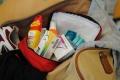 Beim Kofferpacken die Reiseapotheke nicht vergessen