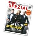 Focus Spezial: Casa Reha zählt zu den besten Arbeitgebern Deutschlands