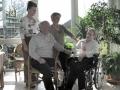 Alzheimer-Patienten müssen nicht zwingend in ein Pflegeheim