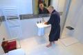 Standfest im Badezimmer