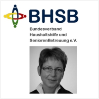 Alexandra Herzog, Vorsitzende des Bundesverband Haushaltshilfe und Seniorenbetreuung e.V. (BHSB)
