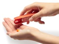 Das Pilbox® - System erhalten Sie exklusiv in Apotheken
