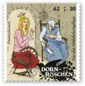 Wohlfahrtsmarken | Grimms Märchen – Dornröschen