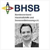 Christian Bohl, Vorstandsvorsitzender des Bundesverband Haushaltshilfe und Seniorenbetreuung e.V. (BHSB)