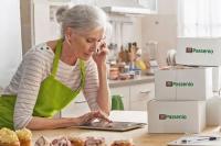 Die tiefgekühlten und passierten Gerichte werden vom Online-Lieferservice myTime in praktischen TK-Boxen geliefert.  Foto: djd | Dr. Oetker Professional