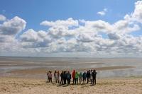 Weite, Wind, Sonne und Meer: Am nördlichsten Punkt Deutschlands auf der Insel Sylt findet man pure Erholung.  Foto: djd | Kurverwaltung List auf Sylt