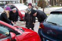 Die Masche mit den provozierten Autounfällen. - Foto: ERGO | contrastwerkstatt, fotolia.com