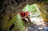Im Naheland finden Aktivurlauber eine ursprüngliche Natur vor.  Foto: djd | Naheland-Touristik