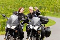 Ganz entgegen dem Ruf als Fortbewegungsmittel für adrenalinsüchtige Single-Männer ist das Motorrad vor allem bei Eltern begehrt.  Foto: djd | CreditPlus Bank/Steiner Wolfgang/bildfokus.at