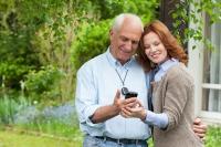 Das praktische handgroße Gerät gehört zum Alltag vieler Best-Ager dazu. | Foto: Datacet