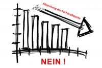 KEINE ABSENKUNG DER FACHKRAFTQUOTE !