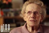 """Gerda (100) hat früh erkannt, dass Altern nichts für Feiglinge ist: """"Jammern hilft da nicht viel weiter!"""