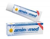 Die Kamillenblütenzahncreme kann laut Dr. Marahrens einen optimalen Zahnfleischschutz bieten. Foto: djd | Aminomed