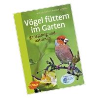 Um geeignetes Futter, Vorlieben einzelner Vogelarten, den Bedarf im Jahresverlauf sowie die Futterstellen geht es auch im Buch »Vögel füttern im Garten«. | Foto: Ulmer