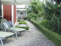 Der Garten als zusätzlicher (Lebens-)Raum im Freien - zur Erholung, zum geselligen Beisammensein, zum Kochen, Essen, Spielen und Arbeiten. Foto: BGL