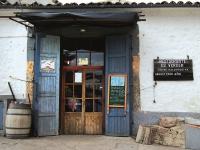 Der Berggasthof Es Verger bei Alaró: kein Geheimtipp, aber extrem urig und vielen Besuchern unbekannt.  Foto: mallorcas-schoene-seiten.de