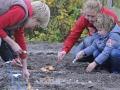 Pflanzspaß mit Kindern