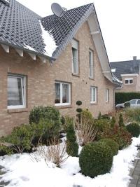 Wintergrüne und immergrüne Pflanzen geben dem Garten auch während der kalten Jahreszeit Farbe und Struktur. Foto: BGL