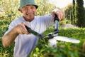 Gartenglück - Gefahr im Blick